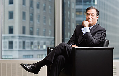 Greg Quental, CEO, JP Morgan Securities, photographed in NYC for On Wall Street magazine.
