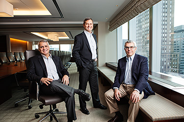 Corporate photography for Guggenheim Partners