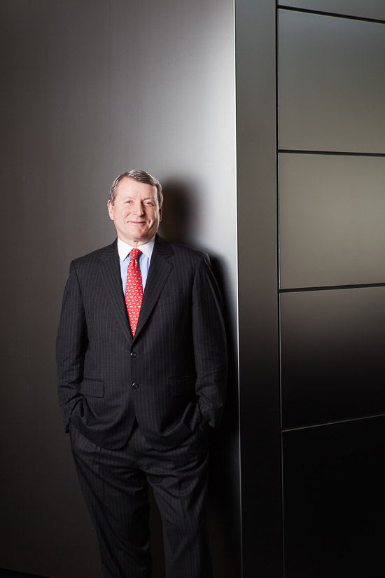 Corporate portrait of Robert Weber, Board Member, IBM